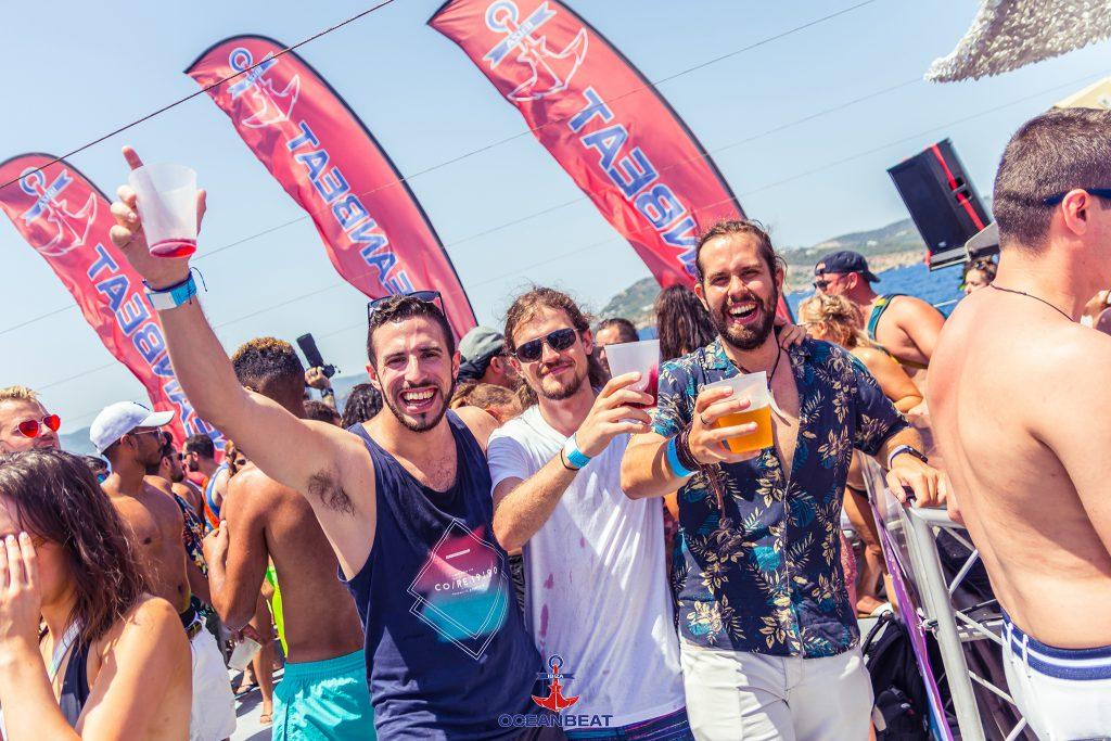 Oceanbeat Ibiza 24 7 Logo 021