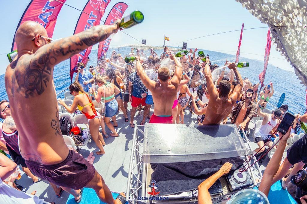 Oceanbeat Ibiza 24 7 Logo 031