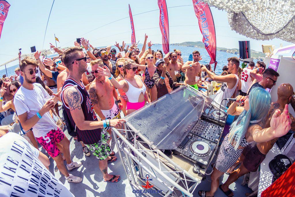 Oceanbeat Ibiza 24 7 Logo 032