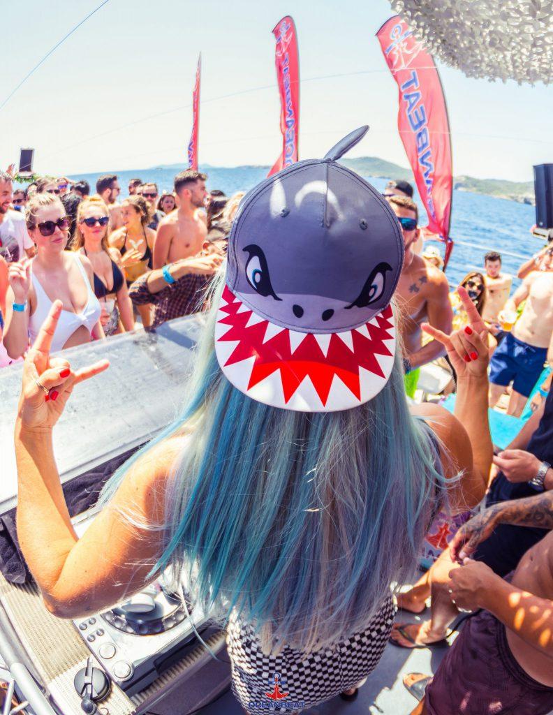 Oceanbeat Ibiza 24 7 Logo 033