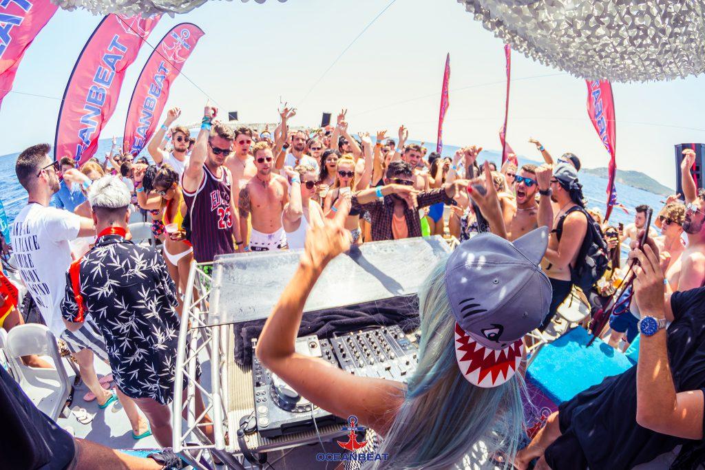 Oceanbeat Ibiza 24 7 Logo 034
