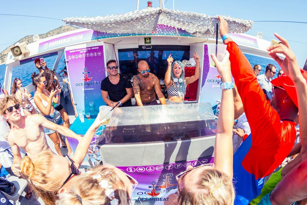 Oceanbeat Ibiza 24 7 Logo 036