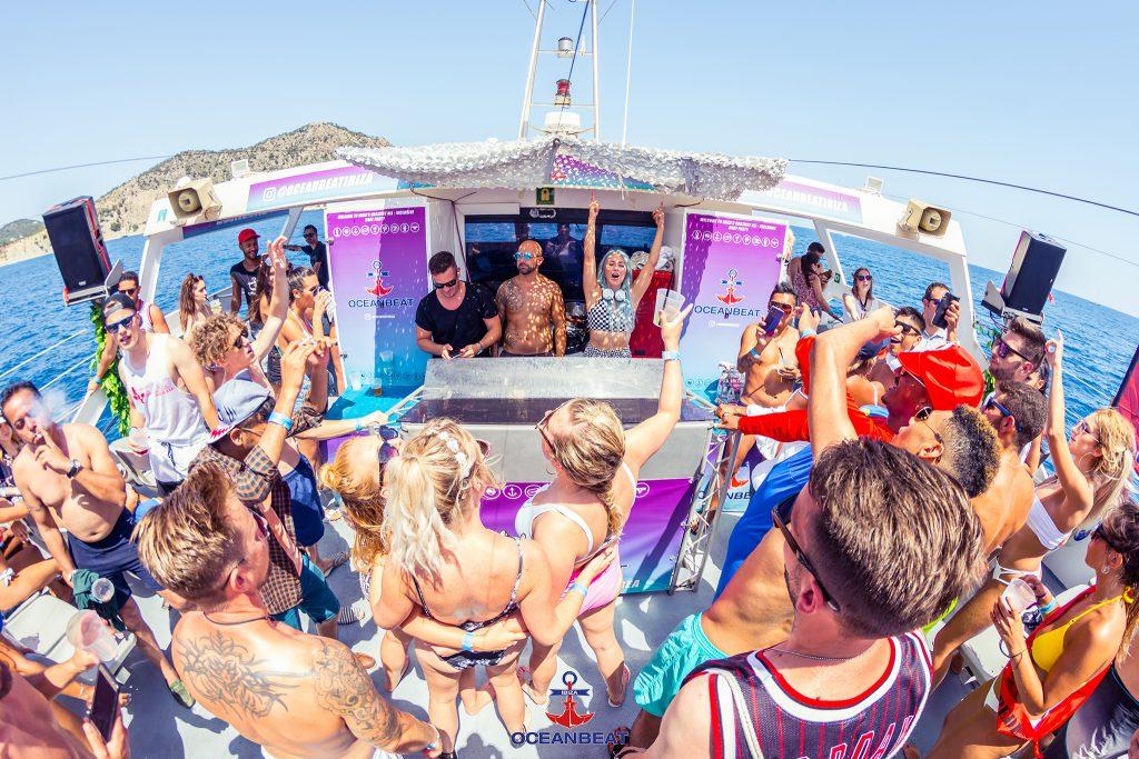 Oceanbeat Ibiza 24 7 Logo 037