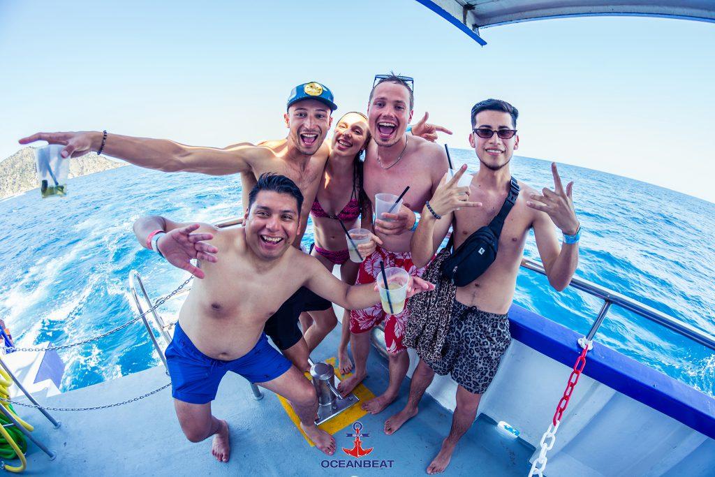 Oceanbeat Ibiza 24 7 Logo 054