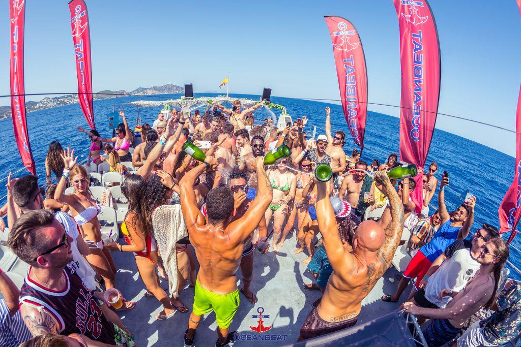 Oceanbeat Ibiza 24 7 Logo 061