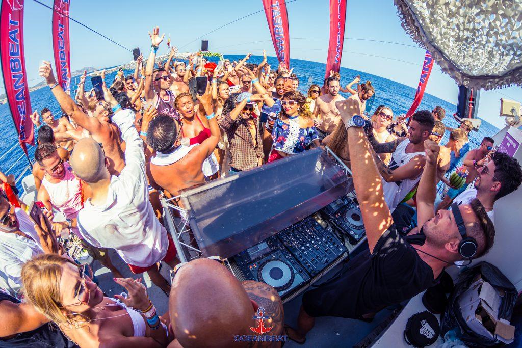 Oceanbeat Ibiza 24 7 Logo 062