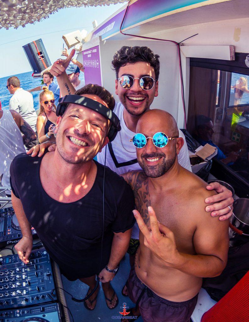 Oceanbeat Ibiza 24 7 Logo 063