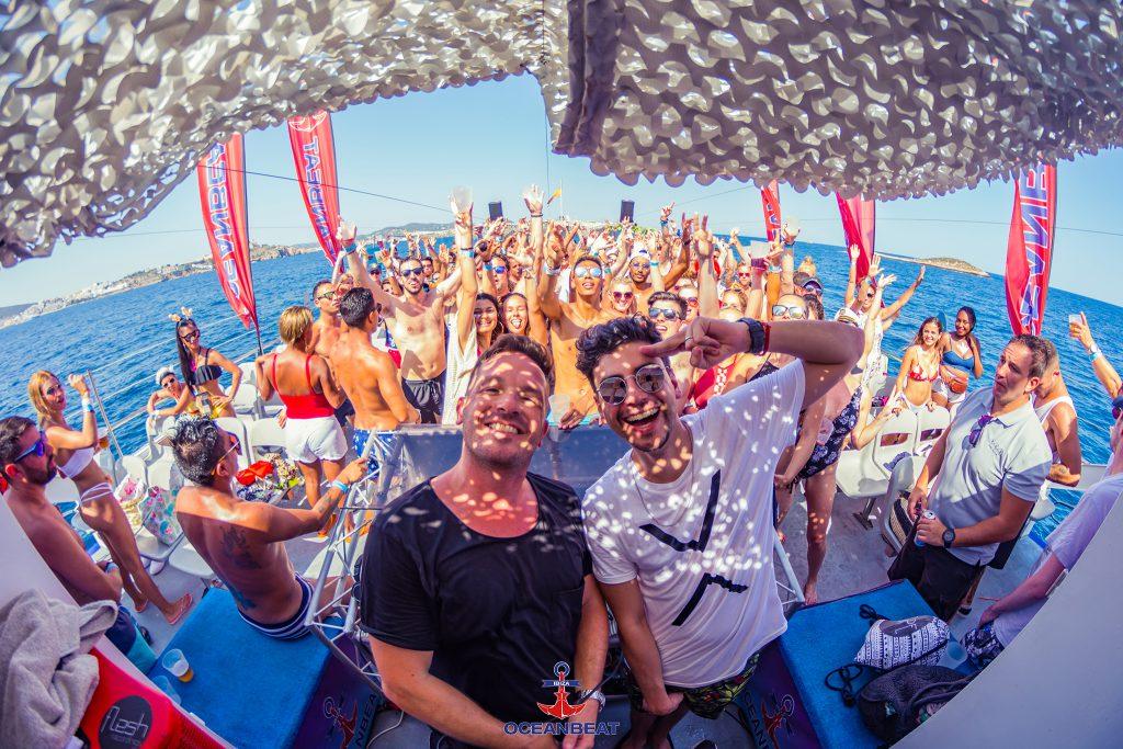 Oceanbeat Ibiza 24 7 Logo 067