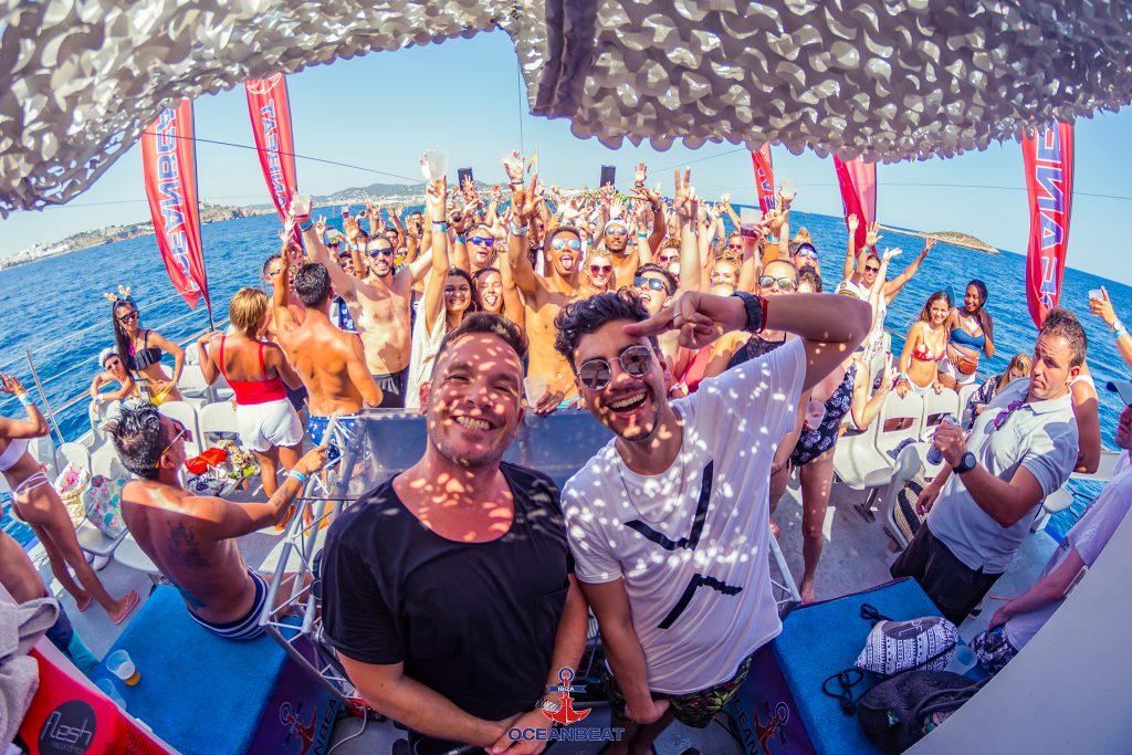 Oceanbeat Ibiza 24 7 Logo 068