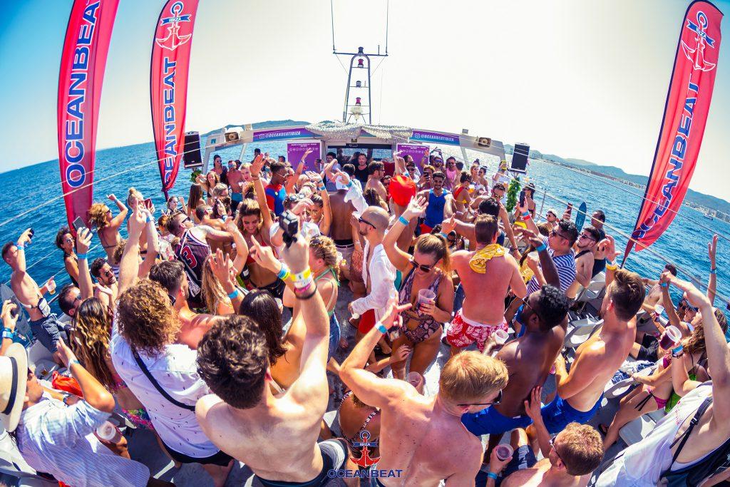 Oceanbeat Ibiza 24 7 Logo 069