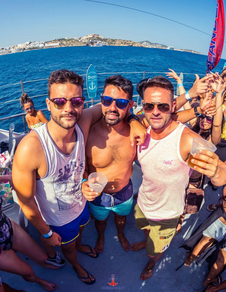 Oceanbeat Ibiza 24 7 Logo 073
