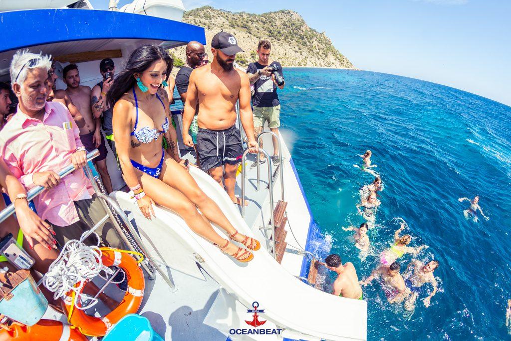 Oceanbeat Ibiza 27 7 Logo 027