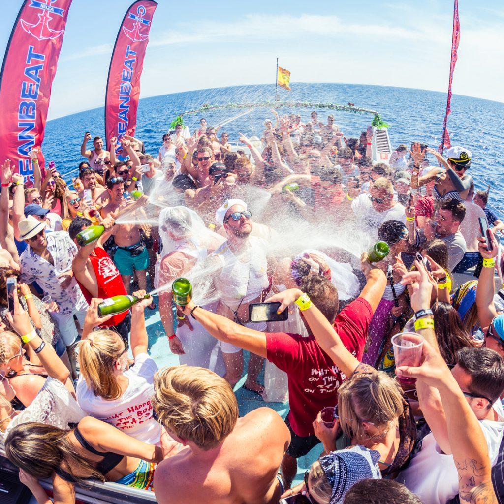 Oceanbeat Ibiza Opening 2021