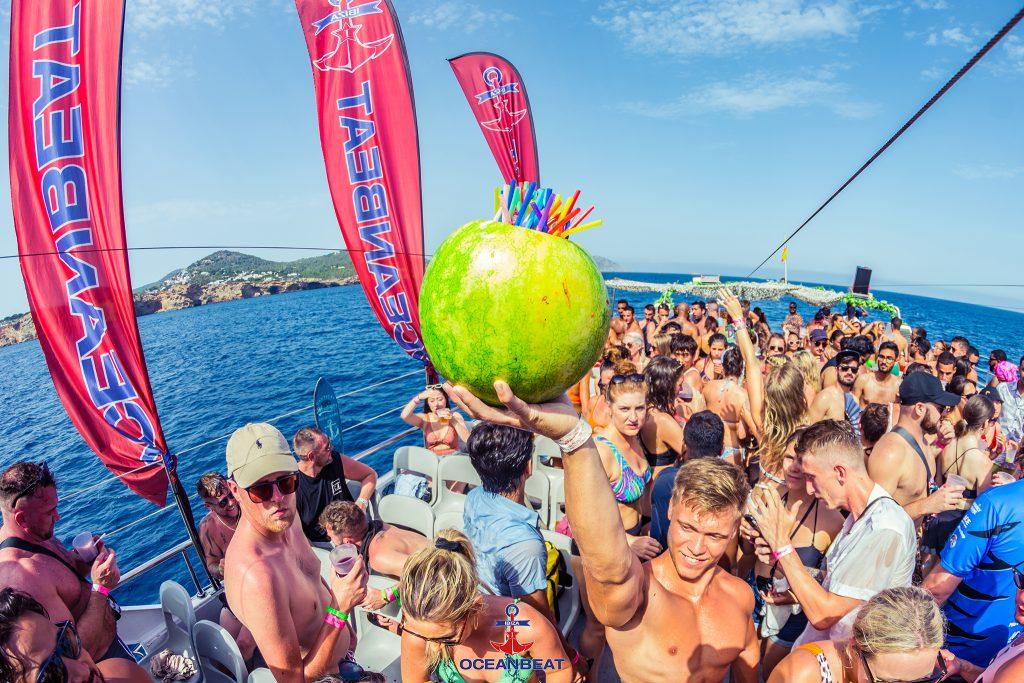 Oceanbeat Ibiza 10 8 Logo 032