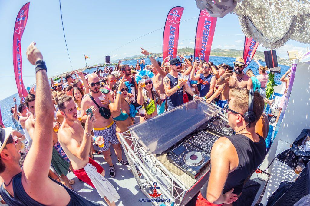 Oceanbeat Ibiza 14 8 Logo 028