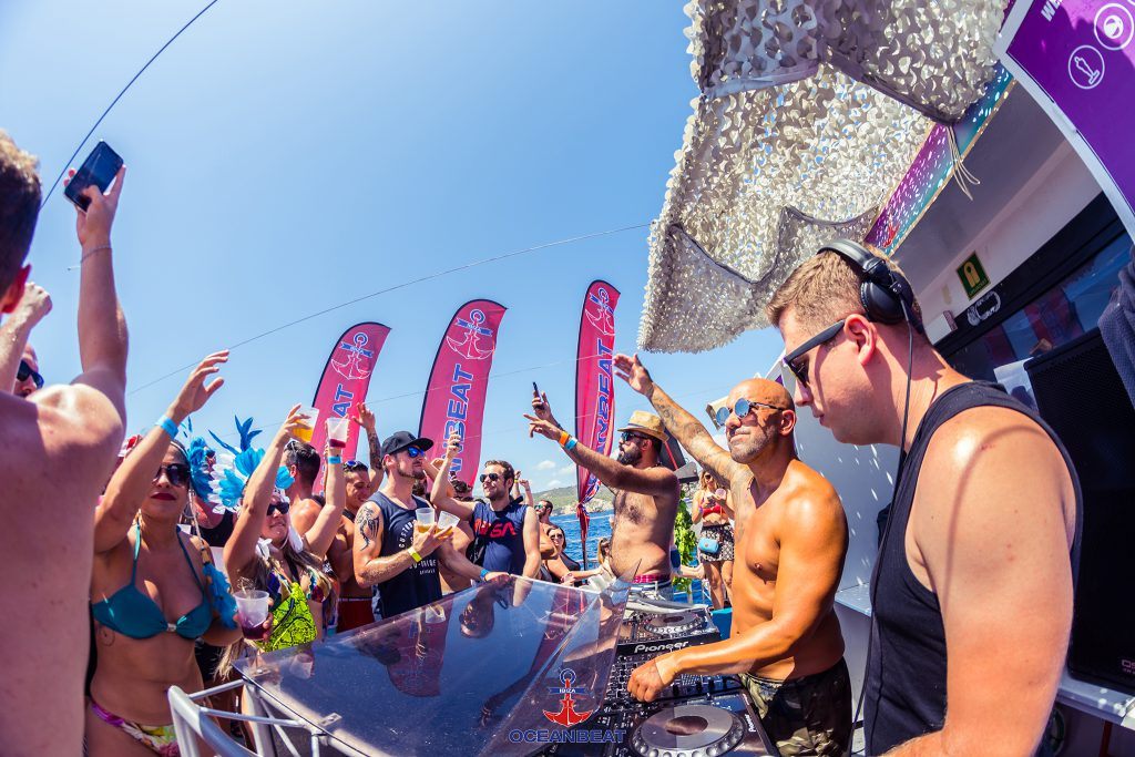 Oceanbeat Ibiza 14 8 Logo 031