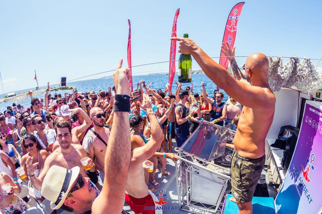 Oceanbeat Ibiza 14 8 Logo 034