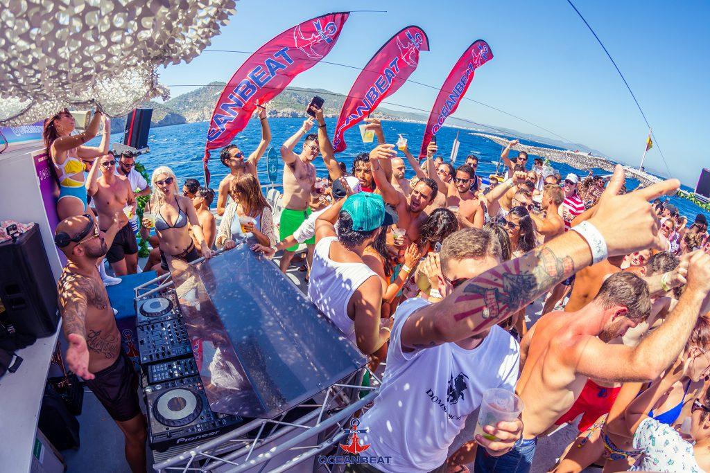 Oceanbeat Ibiza 9 8 Logo 022