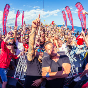 oceanbeat Budapest boat party