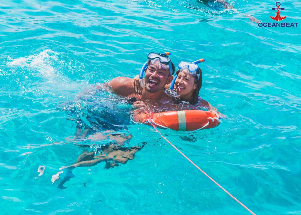 Oceanbeat Ibiza Catamaran Beach Paradis 2020